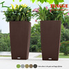 All Weather Garden Rattan Flower Basket