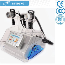 RS05 Hot sale slimming machine/Cellulite reduction /fat loss/Slimlipo/Multi function lipo+cryo+rf+cavi system