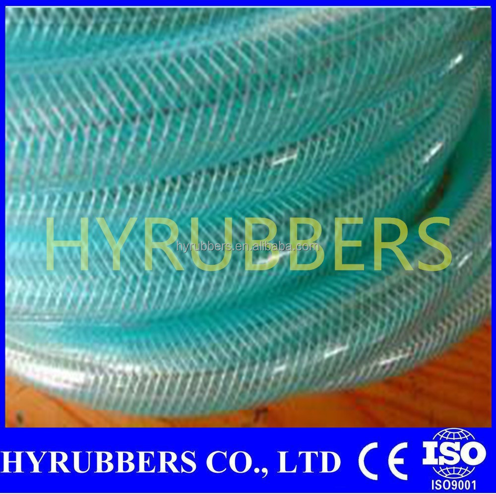 best quality and lowest price PVC Fiber Strength Soft/garden/pipe Hose