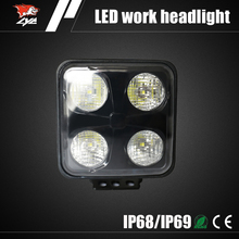 Factory supply super bright 40W waterproof led flashing reverse lights