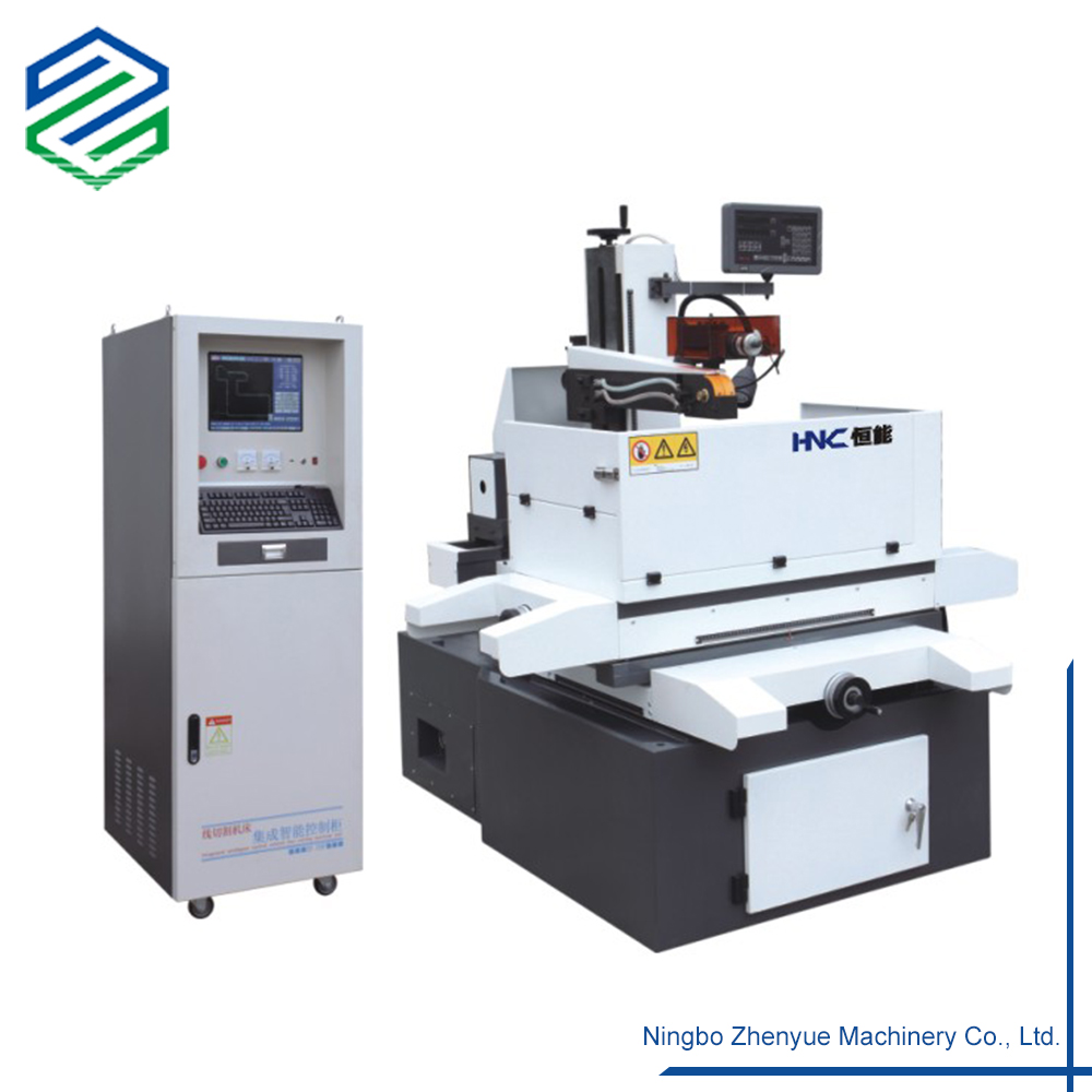 Medium Speed Wire Cut Edm Machine Manufacturer 380V 6A