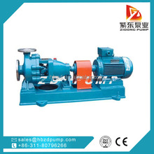 acid wash pump and chemical pump for caustic soda plant