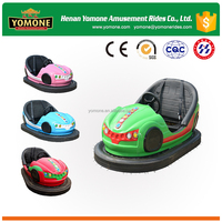 High quality park amusement rides electric bumper car with 2 seats