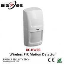 433MHz 868MHz Wireless PIR Movement Sensor Motion Detector Home Security GSM Alarm System