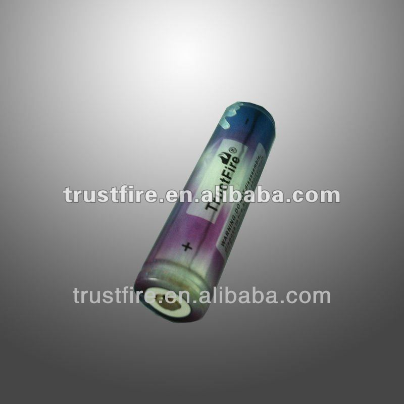 widely used li ion 18650 2000mAh battery rechargeable