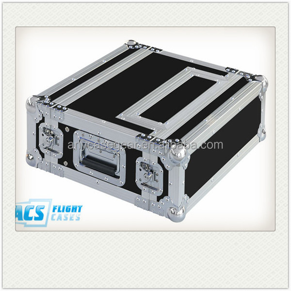 DJ mixer rack case, amplifier rack case, aluminum rack case