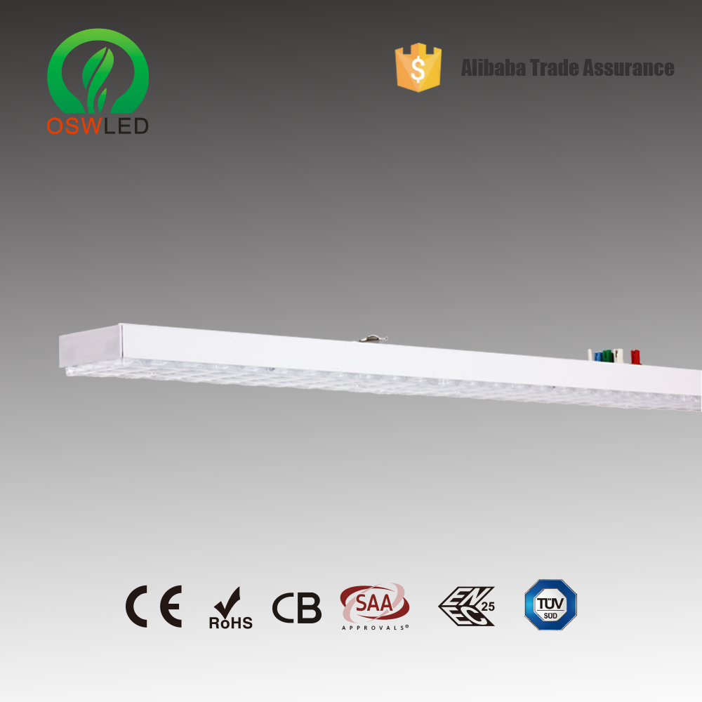 600mm Trunking System LED Linear High Light up and down