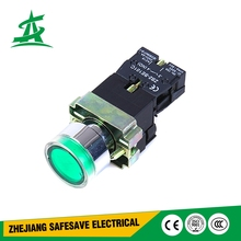 Supplier direct easy operation durable 8mm elevator/ flashlight illuminated/latching push button switch