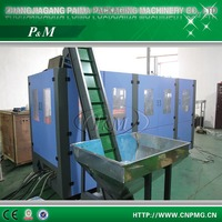 pet stretching blowing machine/plastic blow moulding machine