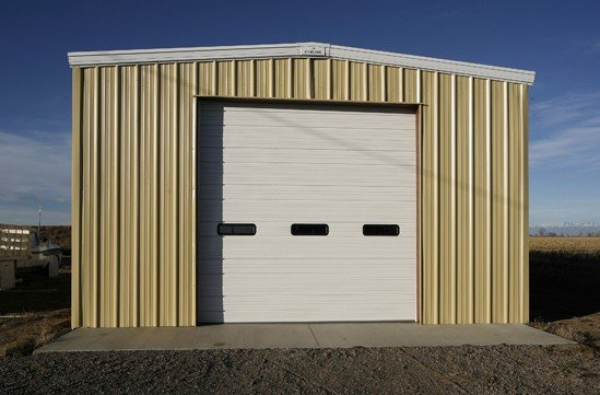 Prefab steel structure portable container building