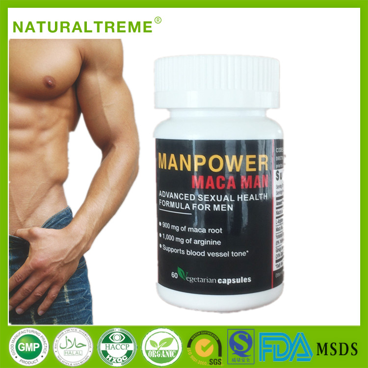 Easy to Take Maca Man Power Coffee for Male Enhancement