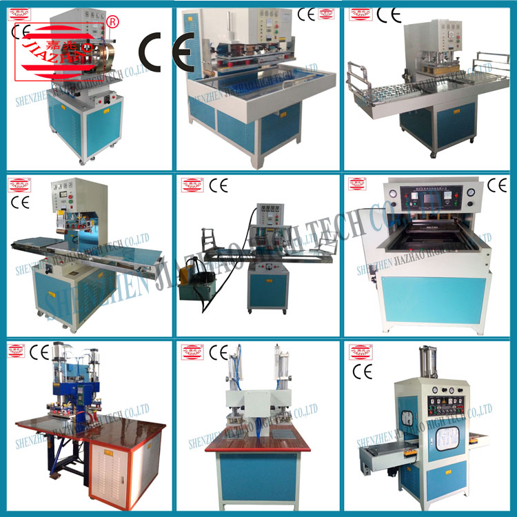 Brand new JingYi high frequency shoes welding machine for factory use