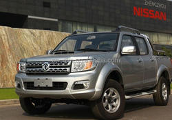 bulk production and low price 4x2 /4x4 Dongfeng Rich pickup truck in gasoline/diesel engine rhd/lhd