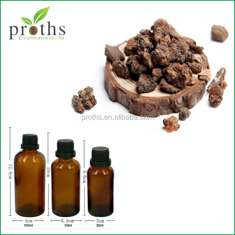 2017 Bulk hot sale top grade cheap myrrh essential massage oil