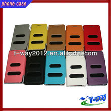 Manufacture flip case for samsung galaxy s advanced