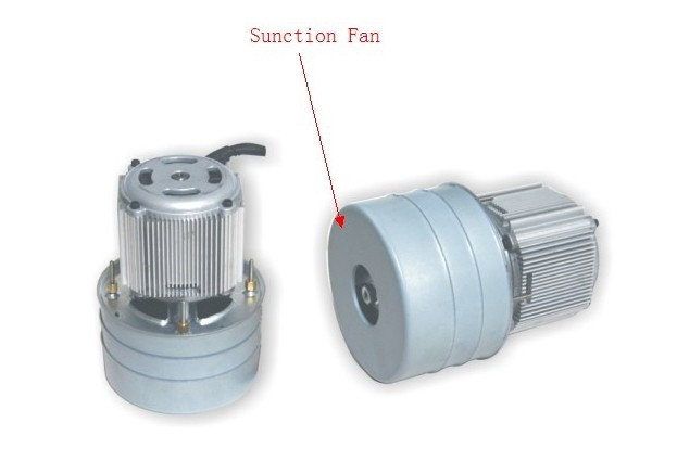 Brushless Switched Reluctance Motor Motor For Vacuum