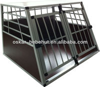 Aluminum Dog Transport Box