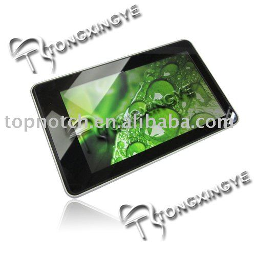 7 Inch Tablet PC, Google, Android 2.3 ,16GB, tablet pc touchscreen