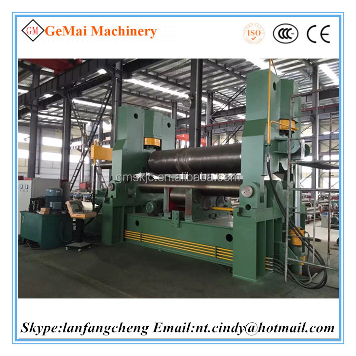 universal roller bending machine with photo