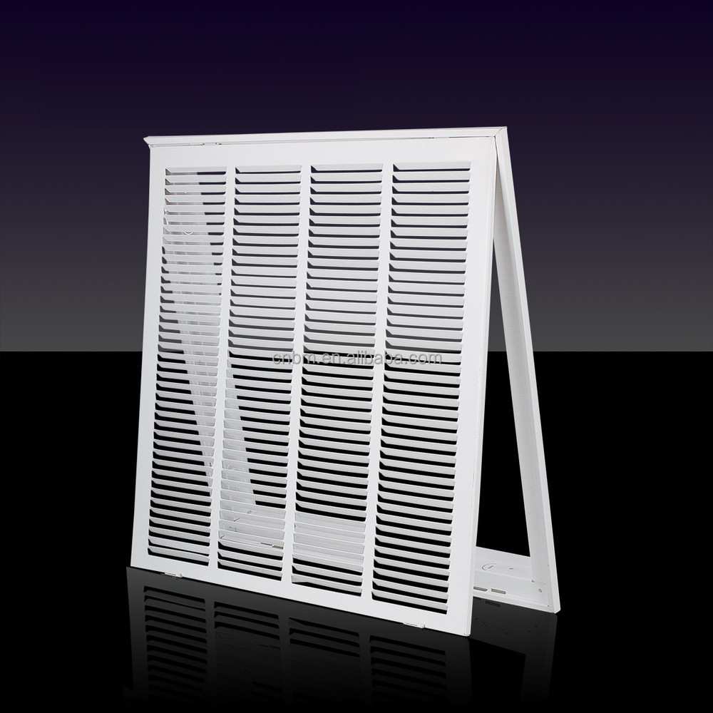 Ral 9010 Coated Air Registers Buy Air Supply Registers