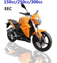 EEC 300cc sport motorcycle/max speed 150km/h motorcycle (TKM300E-N10)