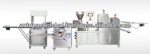 Multifunctional Forming Machine for Pastry and Stuffed Bread