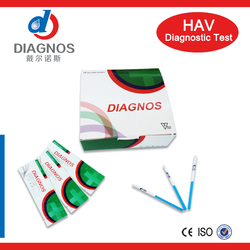 Sale!Latest one step HAV-IGM Rapid Test hepatitis a rapid test antibiotics rapid test