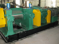 Waste tire reycle rubber tyre grind machine
