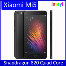 "Original Xiaomi Mi5 M5 Mi 5 Prime 64GB ROM Mobile Phone Snapdragon 820 5.15"" FHD 16MP Fingerprint ID NFC [Official Global ROM]"