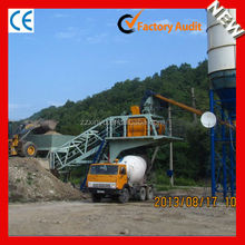 YHZS35 35cbm/h mobile Ready-mixed Beton Batching Plant
