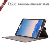 factory price shenzhen F&C wholesales multicolor smart standing 10.6 inch tablet case for any model device