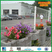 Garden Decorative Fence/Welded Metal Wire Mesh Fence