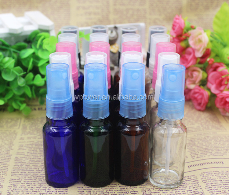 20ml glass dropper bottles with <strong>spray</strong> for e juice e liquid essential oil galss dropper bottles