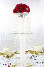 party suply LED lighted walkway stand wedding pillar