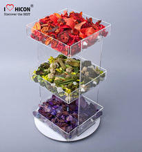 Build A Compelling Brand Experience For Your Candy Shop Display Countertop Clear Acrylic Trays Wholesale