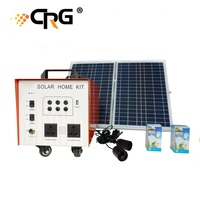 1000W Portable Solar Power System ALL IN ONE GENERATOR
