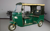 3 wheel motorized bike three electric cargo tricycle with passenger