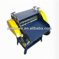 Multi-function wire stripper for copper wire recycling