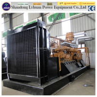 factory price reliable chinese manufacturer 150kw natural gas generator