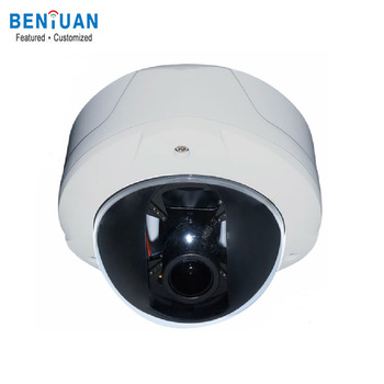 1.0MP AHD Starlight CCTV Camera vandalproof dome