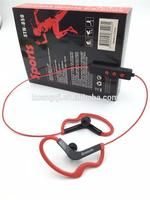 Plastic fashion sport bluetooth earphone bluetooth earphones 2016 hot selling bluetooth headset n98