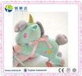 Hot sale colorful stuffed unicorn plush toy