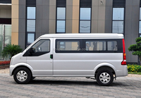Brand New Dongfeng Mini Van MPV bus, gasoline, 7-11 seats with full options