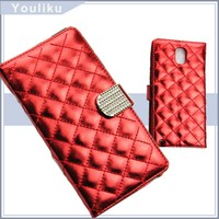 2015 new arrival flip leather case cover for samsung galaxy grand 2 / note 3