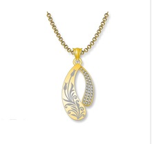 Dubai gold design making charges for gold brass jewellery necklace set