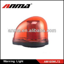 Orange yellow,bule and red DC12V 24V car and truck LED warning light led remote control warning light