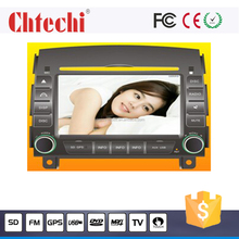 Car DVD Play for 2008 Hyundai Sonata with TV/Bluetooth/AM/FM/Radio Android 4.4.4 and Wince 6.0 system