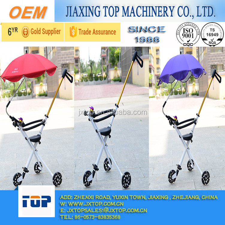 2016 new design online wholesale folding child stroller with umbrella from china baby stroller manufacturer
