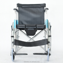 New Design Aluminum alloy manual economy bucket seat wheelchair
