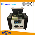 Residents use 5kva small generator air cooled portable genset AC output
